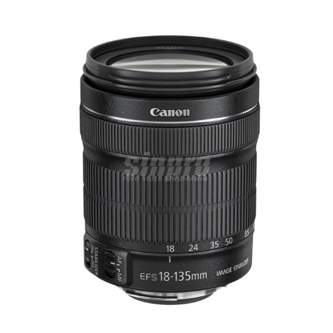 Promotie!Canon EF-S 18-135mm f/3.5-5.6 IS STM!
