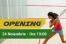 Inaugurare Squash Sport Arena