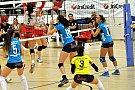 Dinamo Bucuresti 3-0 CSM Lugoj - volei feminin - 15 noiembrie 2014