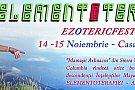 Conferinte publice Elementoterapia la Ezotericfest editia XIII