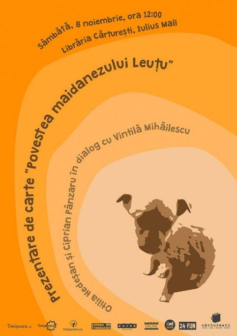 Povestea maidanezului Leutu - Vintila Mihailescu