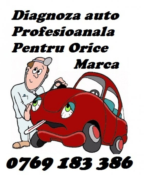 Diagnoza Auto Timisoara Pt Orice Marca cu Scule Profesionale !