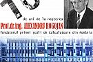 Aniversarea fondatorului primei scoli de calculatoare din Romania