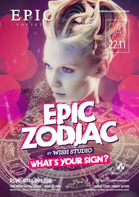 Epic Zodiac by Wish Studio
