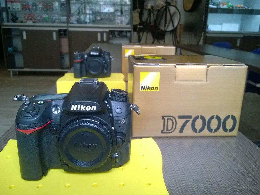 Ocazie!Nikon D7000 body!
