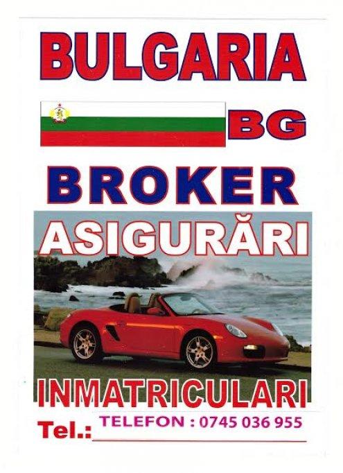 RCA Bulgaria cu emitere pe loc in Timisoara