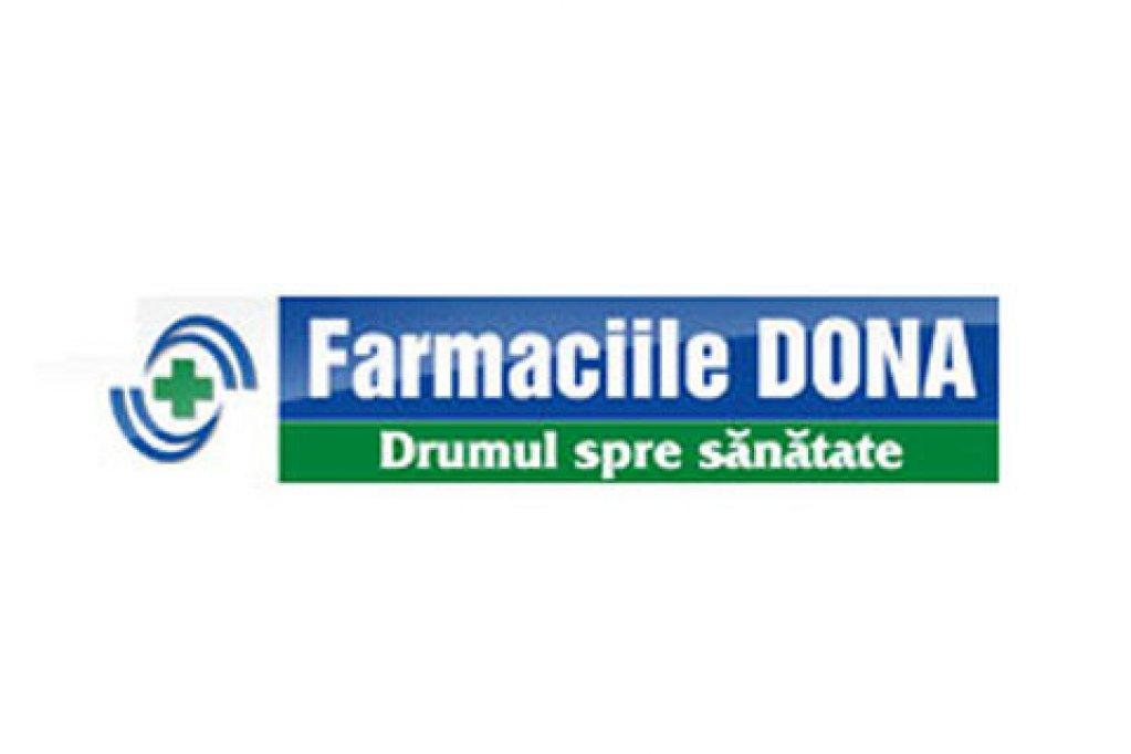Rețeaua DONA pune la dispoziția locuitorilor din Timișoara patru farmacii cu program non-stop de sărbători