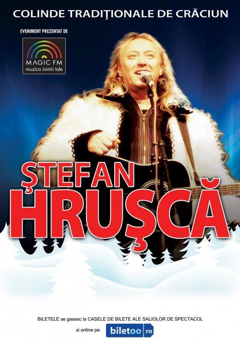 Hrusca - 2 concerte in aceeasi zi la Timisoara