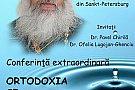 Ortodoxia si homeopatia - Conferinta extraordinara