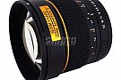 Samyang 85mm f/1.4 IF MC Aspherical pentru Canon