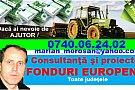 Consultanta si proiecte fonduri europene