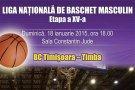 BC Timisoara - Timba