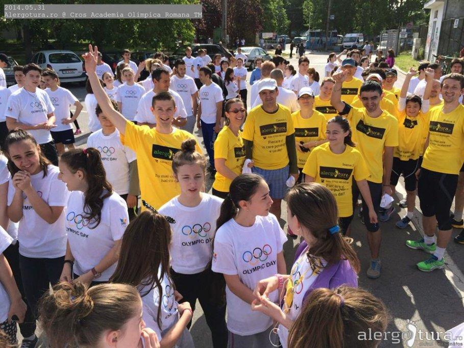 Vino la Timotion – Timișoara se mișcă, eveniment sportiv cu 5 probe de alergare!