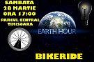 Earth Hour 2015 - Bikeride