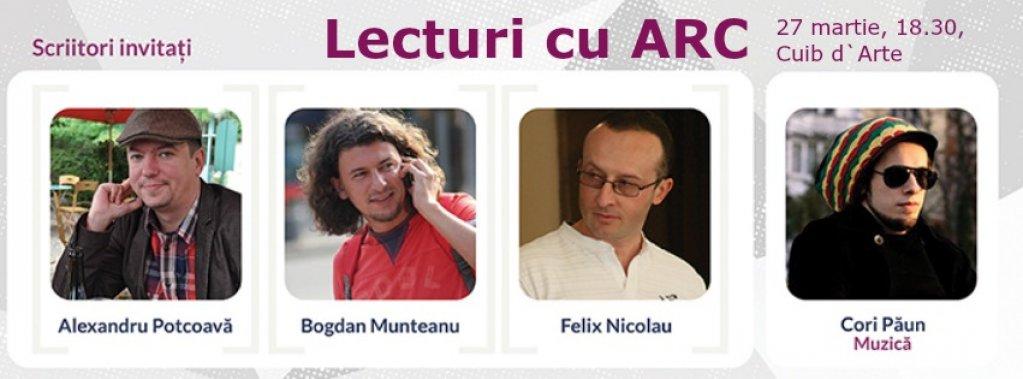 "Eveniment cultural ""Lecturi cu ARC"""