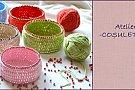 Atelier de crosetat cosulete colorate