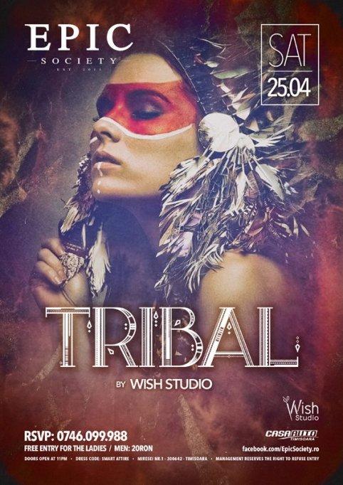 Tribal by Wish Studio