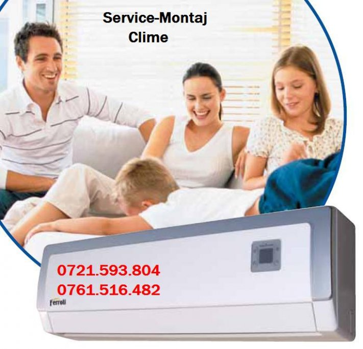 Service- Montaj Clime