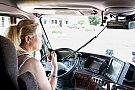 Femeile sofer de camion