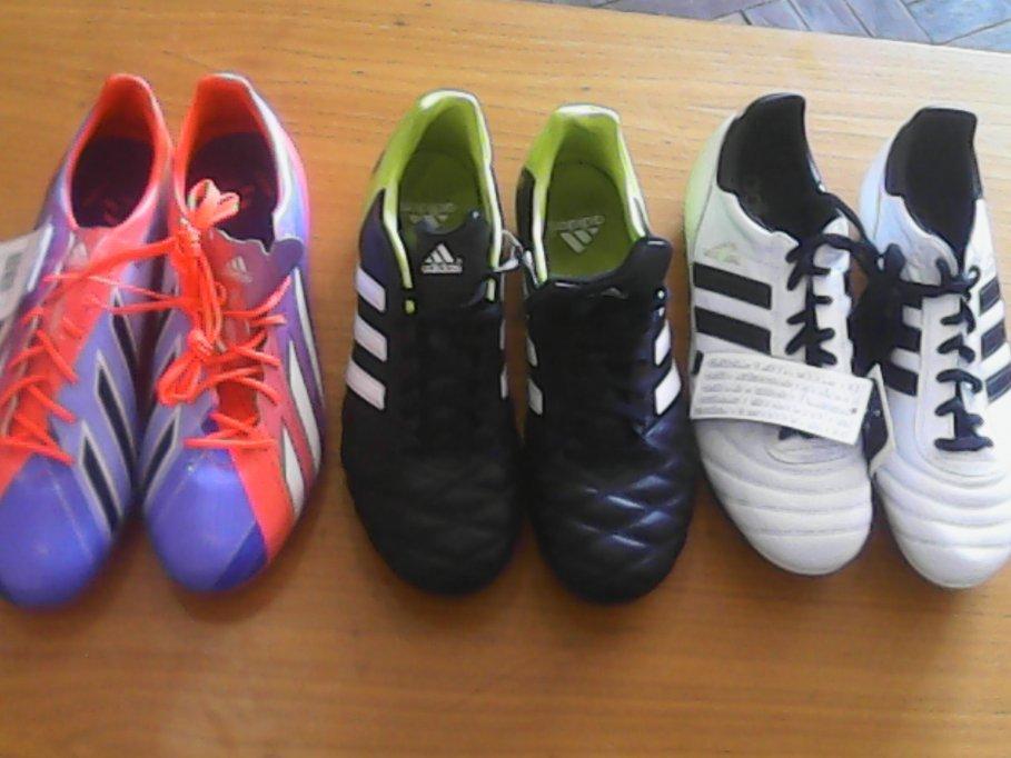 Vand addidas ghiete fotbal profesionale