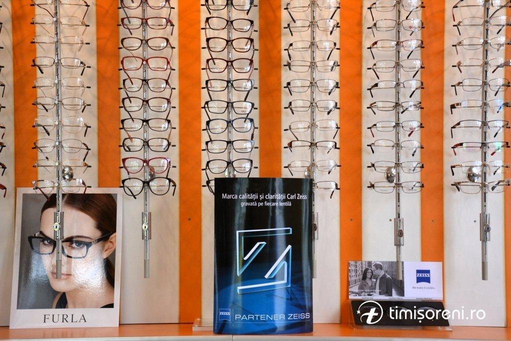 Preturi promotionale la Optica Jan Timisoara