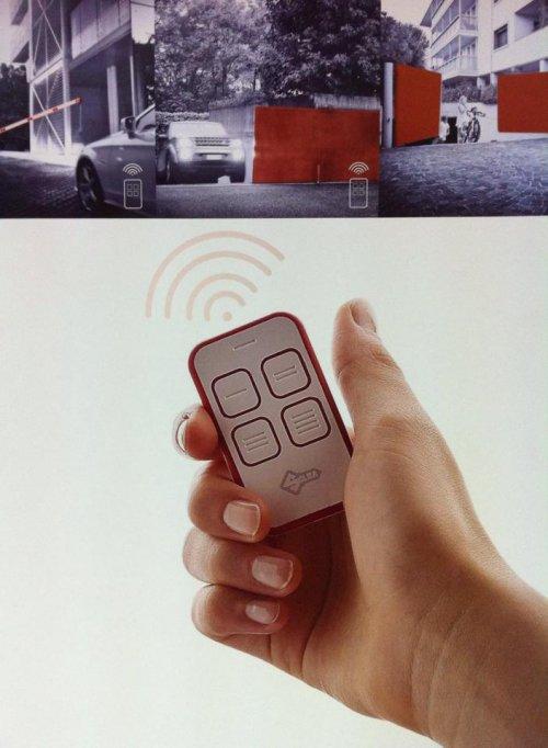 Telecomanda pentru porti de garaj in Timisoara