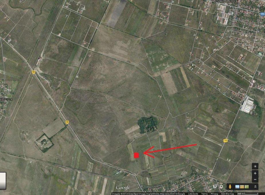 OFERTA Parcele 600m2 Calea Urseni 11 Euro/m2 neg