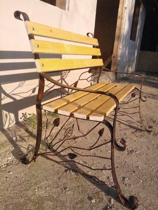 Foisoare lemn si fier forjat Timisoara
