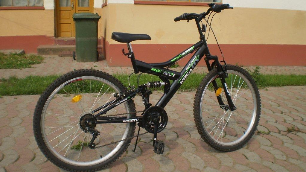 vand bicicleta dhs kreativ rocket 2641