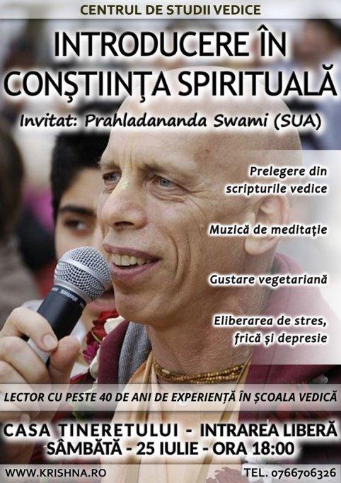 Introducere în conştiinţa spirituală