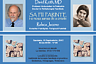 Conferinta pentru parinti cu David Keith, MD & Raluca Jacono
