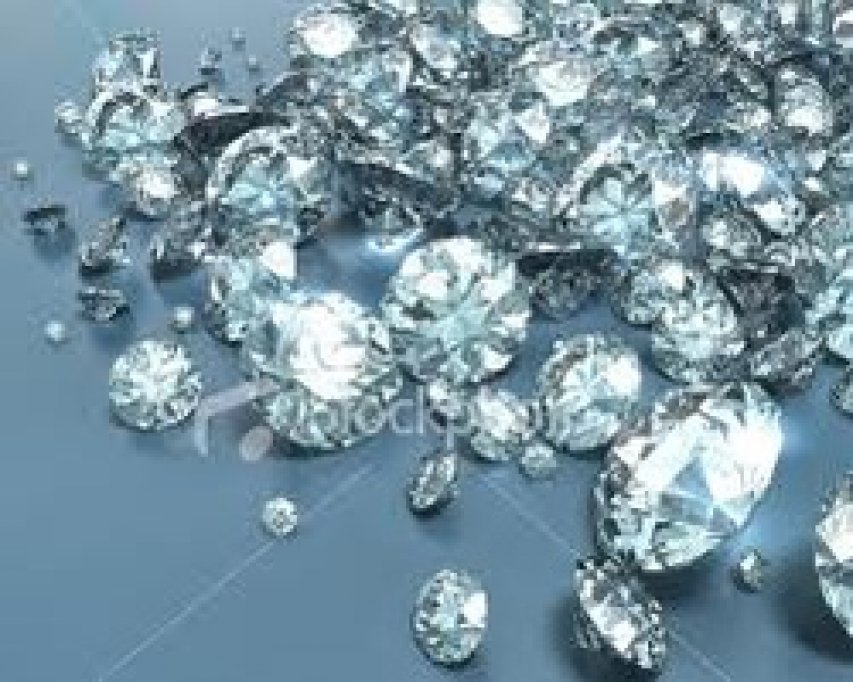 Diamantele pot fi citite precum o carte?