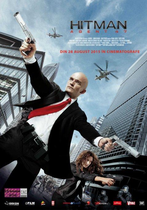 Hitman : Agentul 47