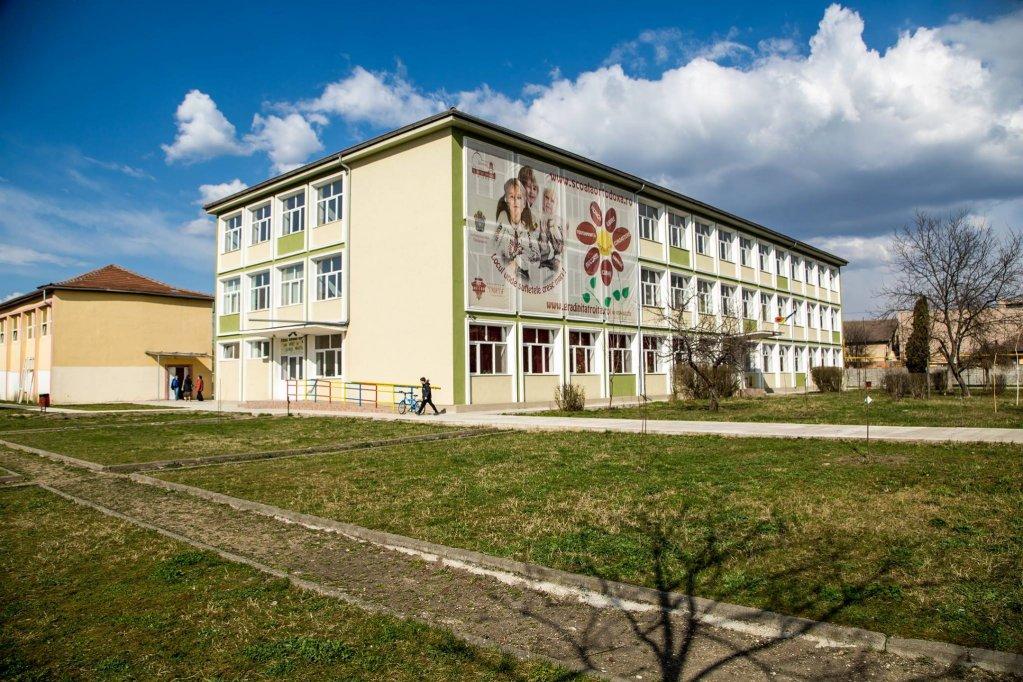 Deschiderea oficiala a anului scolar la scoala ortodoxa