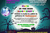 """Glow in the dark"" Halloween Party"