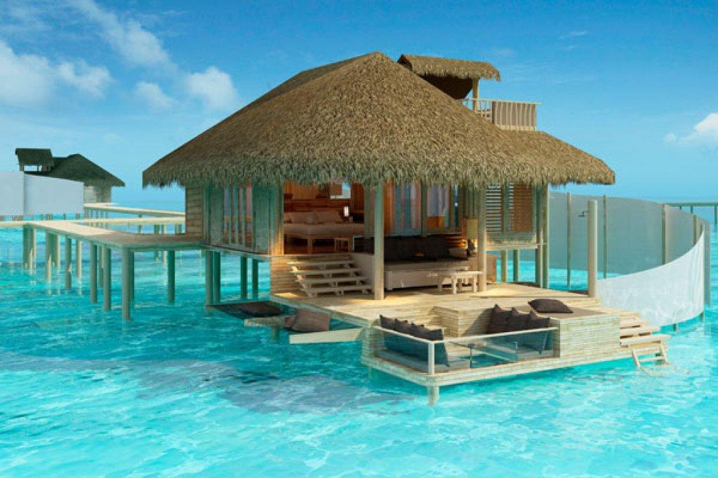 Maldive - destinatie premium pentru luna de miere