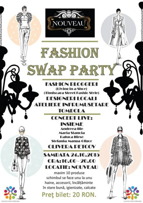Schimb de Haine / Fashion Swap Party
