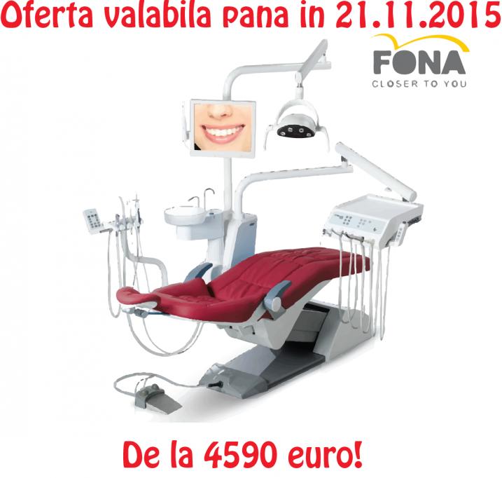Unituri dentare Fona din import