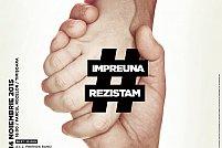 Impreuna Rezistam - Concert umanitar pentru victimele din Colectiv