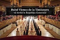 Repetiția Generală a Balului Vienez (acces pentru public)