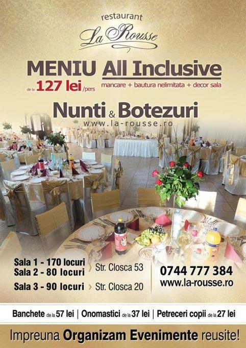 Restaurant La Rousse 1