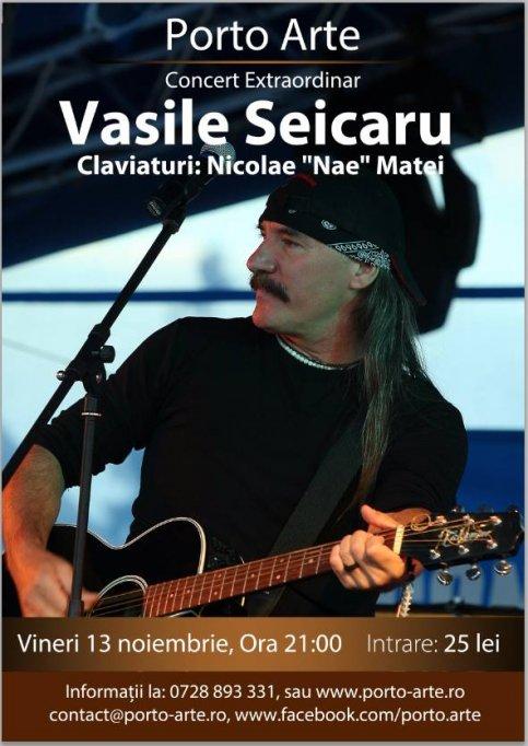 Concert Vasile Seicaru