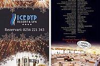 Revelion 2016 la Ice Dyp Resort & Spa
