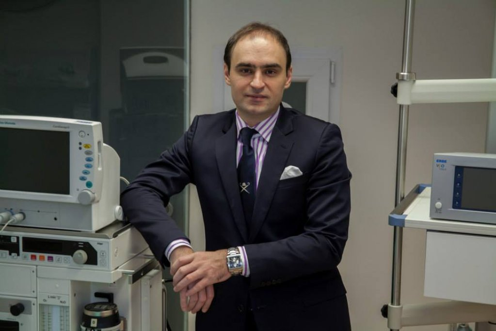 Chioibas Raul - doctor