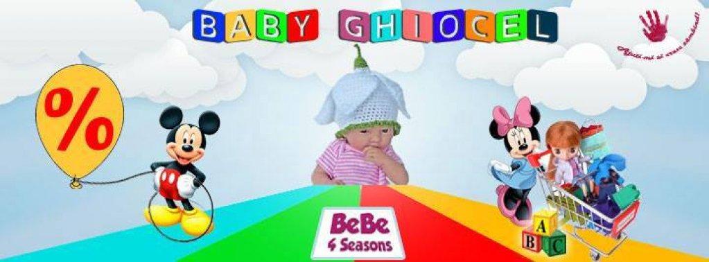 Targ cu produse SH pentru copii Baby Ghiocel