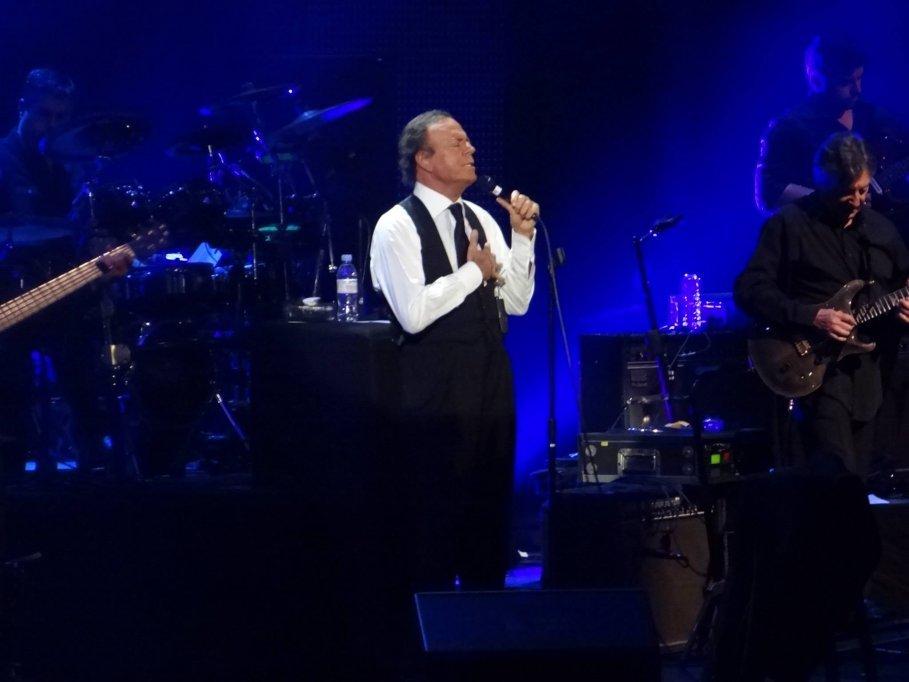Concert Julio Iglesias