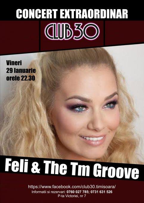 Concert Feli & The TM Groove