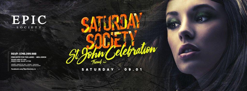 St. John (Trend) Celebration