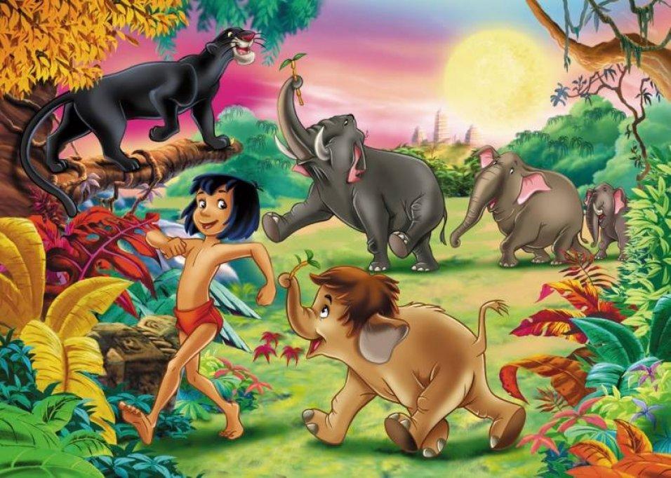 Teatru de papusi: Cartea Junglei