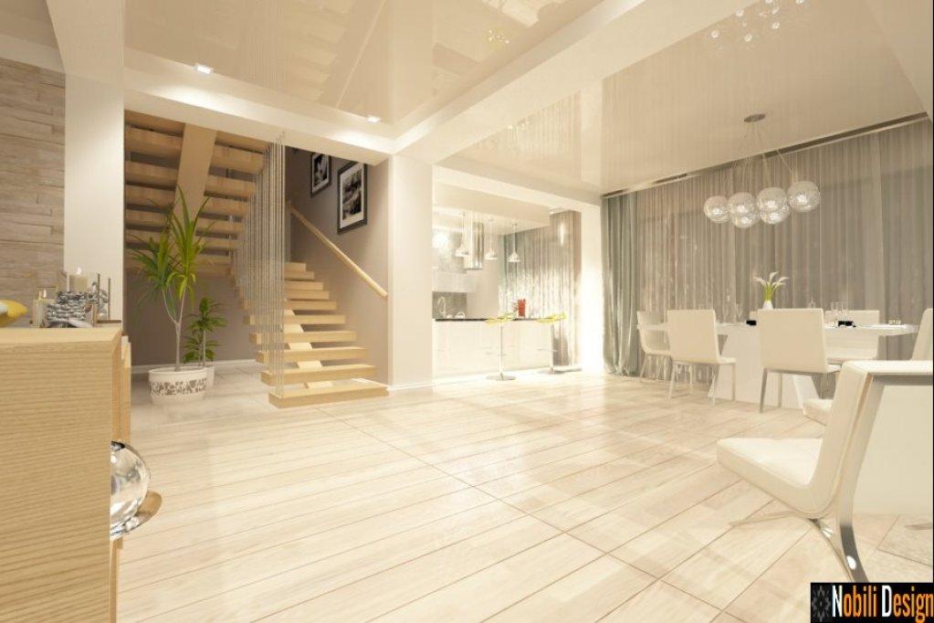 Design interior pentru case moderne